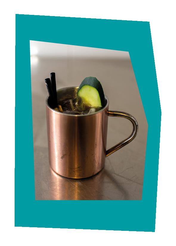 Maffissu Mule - i drink di Unnimaffissu